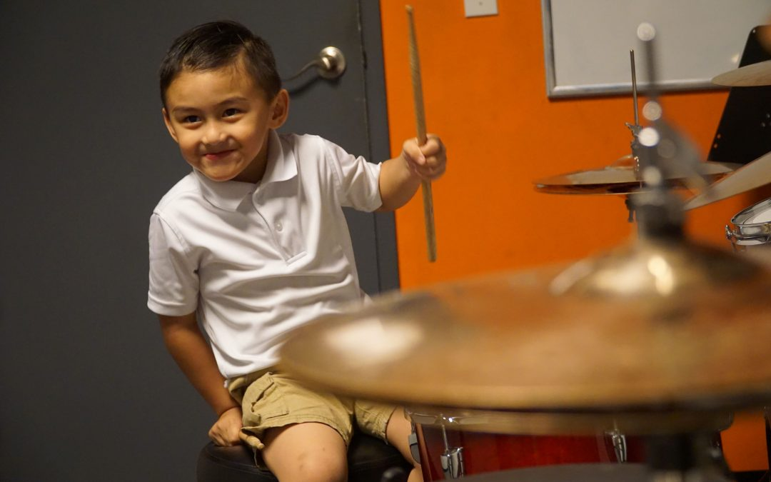 My child is very young. Can a 4 or 5 year old begin music lessons?